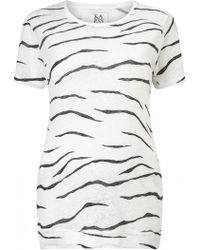 Zoe Karssen | Zebra Loose-fit T-shirt | Lyst