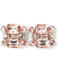 DSquared2 Butterfly Earrings - Lyst
