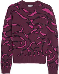 Opening Ceremony - Jacquard-knit Jumper - Lyst