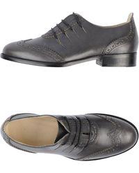 Diesel Black Gold - Laceup Shoes - Lyst