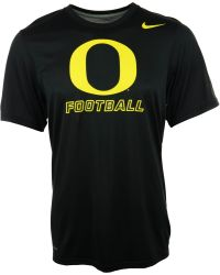 Nike Mens Shortsleeve Oregon Ducks Practice Legend Tshirt - Lyst