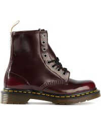 Dr. Martens Lace Up Boots - Lyst