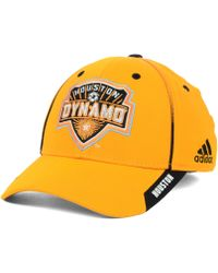 Adidas Houston Dynamo Mls Mid Fielder Cap - Lyst