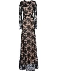 Francesco Scognamiglio - Long Dress - Lyst
