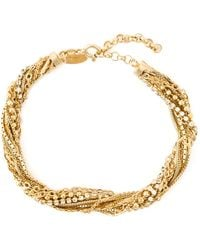 Puro Iosselliani - Tangled Bracelet - Lyst