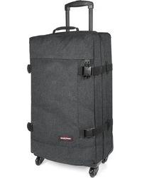 Eastpak Trans4 L Worn Black 4-Wheel Suitcase 75 X 38.5 - Lyst