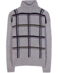 Loro Piana Killington Cashmere Turtleneck Sweater - Lyst