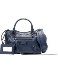 Balenciaga | Classic Mini City | Lyst