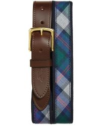 Vineyard Vines - 'windsor Club' Belt - Lyst