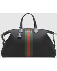 Gucci - Techno Canvas Duffle Carry-on Bag - Lyst