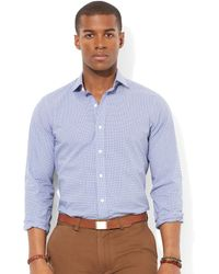 Ralph Lauren Polo Checked Estate Shirt - Lyst
