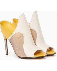 3.1 Phillip Lim Aria High Heel Mule Sandal - Lyst