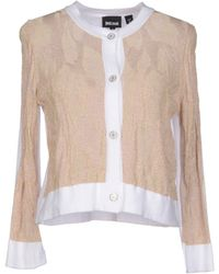 Just Cavalli Cardigan - Lyst