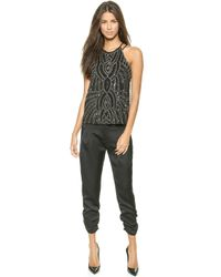 Parker Lindy Pants - Black - Lyst