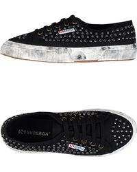 Superga Low-Tops & Trainers - Lyst