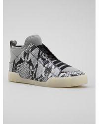 3.1 Phillip Lim 'Morgan' Mid-Top Sneakers - Lyst
