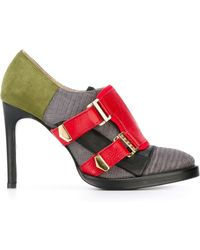Preen By Thornton Bregazzi - Buckled Pumps - Lyst