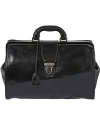 The Bridge - Hand-painted Leather Classic Doctor Bag - Lyst