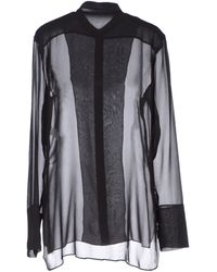 T By Alexander Wang Shirt - Lyst