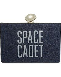 Kate Spade Jett Over The Moon Clutch Bag - For Women - Lyst