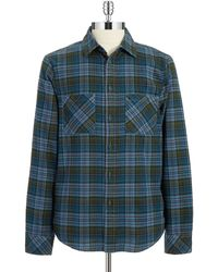 Alternative Apparel - Flannel Shirt - Lyst
