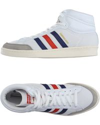 Adidas | High-tops & Trainers | Lyst