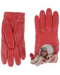 Dondup Gloves - Red