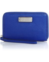 Marc By Marc Jacobs New Q Wingman Phone Wristlet - Lyst