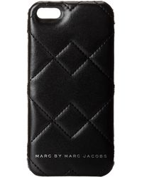 Marc By Marc Jacobs Crosby Quilted Phone Case - Lyst
