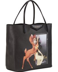 Givenchy Bambifemaleform Medium Antigona Tote - Lyst