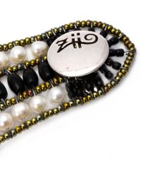 Ziio - Cosmic Large Multi-beaded Bracelet - Lyst