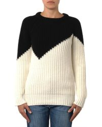 Esk - Flash Wool And Cashmere-Blend Sweater - Lyst