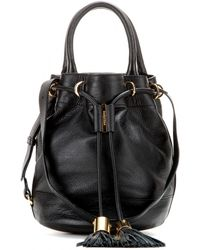 See By Chloé Leather Bucket Bag - Lyst
