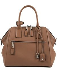 Marc Jacobs 'Large Incognito' Leather Satchel - Lyst