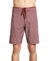 Prana - 'catalyst' Board Shorts - Lyst