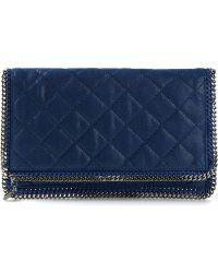 Stella McCartney B Falabella Clutch - Lyst