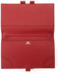 Hermès - HermãˆS Red Agenda Cover - Lyst