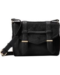 Sam Edelman English Schoolgirl Haircalf Crossbody - Lyst