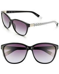 Furla | 57Mm Sunglasses | Lyst