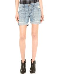 Bliss and Mischief - Chrissy Shorts - Lyst