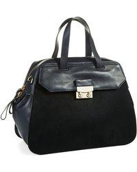 Kate Spade Adriana Solid Satchel Bag - Lyst
