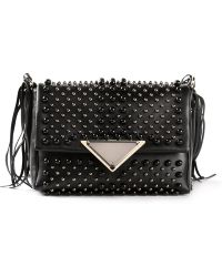 Sara Battaglia Teresa Shoulder Bag - Lyst