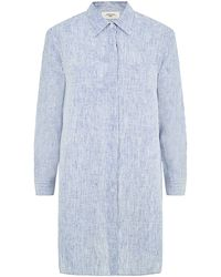 Maxmara Weekend Slam Linen Shirt - Lyst