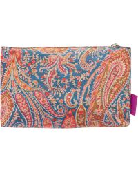 Liberty | Small Felix And Isabelle Small Wash Bag | Lyst