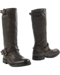 Open Closed - Boots - Lyst