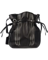 Barbara Bui Medium Leather Bag - Lyst