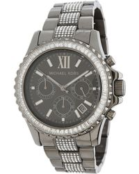 Michael Kors Collection Everest Chronograph - Lyst