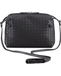 Bottega Veneta Veneta Small Crossbody Bag - Lyst