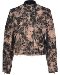 3.1 Phillip Lim Pink Denim Outerwear - Lyst