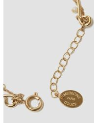 Medecine Douce - Kawaii Bangle Gold - Lyst